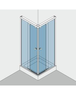 Duschsystem GRAL SO 730, Set 320