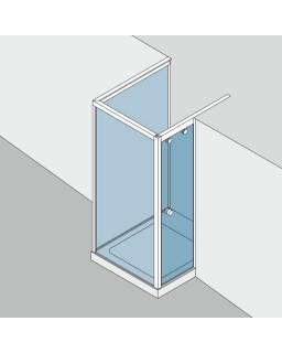 Duschsystem GRAL SO 720, Set 390